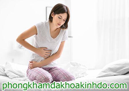 Nguyên nhân đau bụng kinh