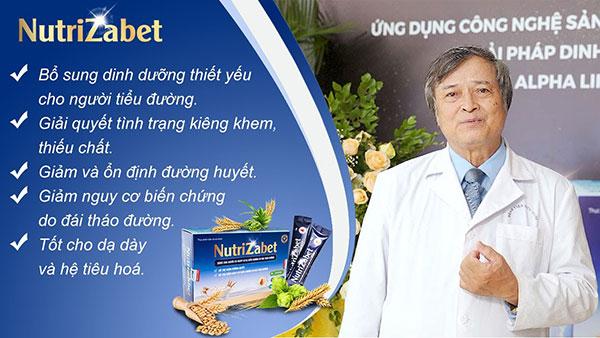 thành phần nutrizabet